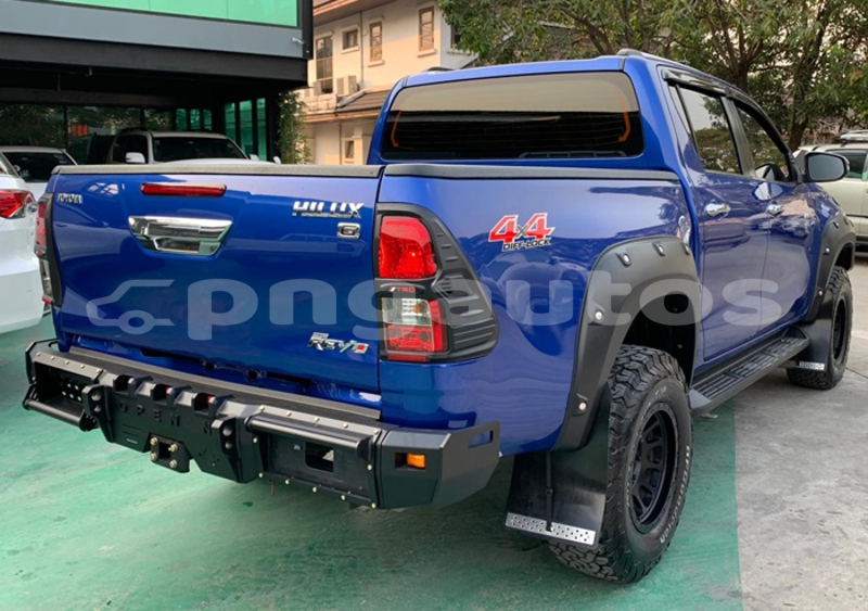 Big with watermark toyota hilux southern highlands mendi 6923