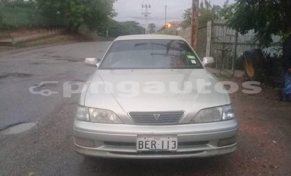 Buy Used Toyota Vista Silver Car in Port Moresby in National Capital District