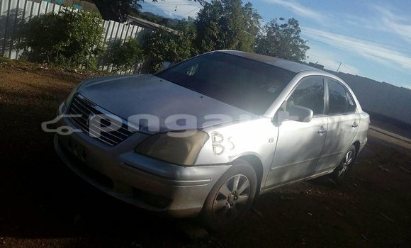 Buy Used Toyota Premio Silver Car in Port Moresby in National Capital District