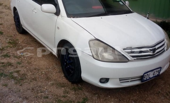 Buy Used Toyota Allion White Car in Port Moresby in National Capital District