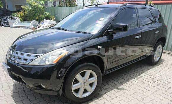 Buy Used Nissan Murano Black Car in Port Moresby in National Capital District