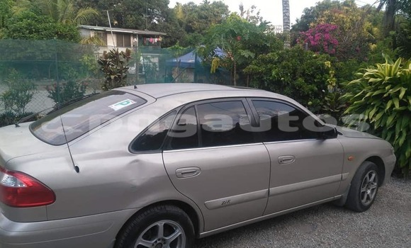 Buy Used Mazda Mazda 626 Silver Car in Port Moresby in National Capital District