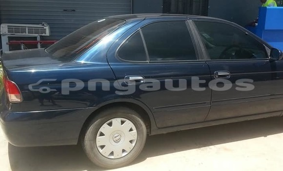 Buy Used Nissan Sunny Blue Car in Port Moresby in National Capital District