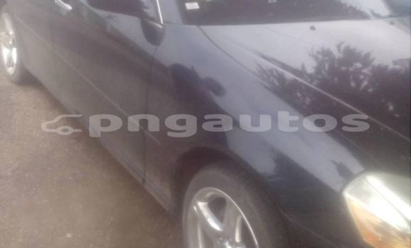 Buy Used Toyota Mark II Black Car in Port Moresby in National Capital District