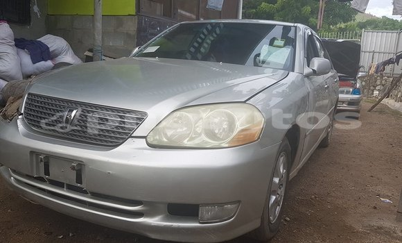 Buy Used Toyota Mark II Silver Car in Port Moresby in National Capital District