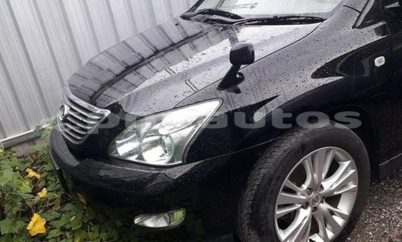 Buy Used Lexus RX Black Car in Port Moresby in National Capital District