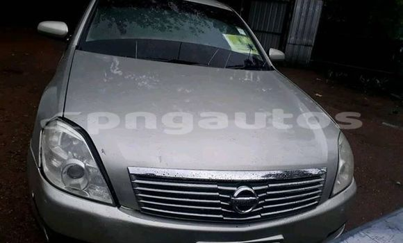 Buy Used Nissan Teana Silver Car in Port Moresby in National Capital District