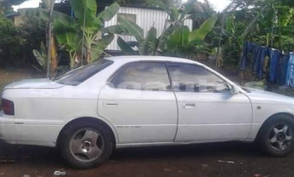 Buy Used Toyota Vista White Car in Port Moresby in National Capital District