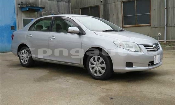 Buy Used Toyota Corolla Silver Car in Port Moresby in National Capital District