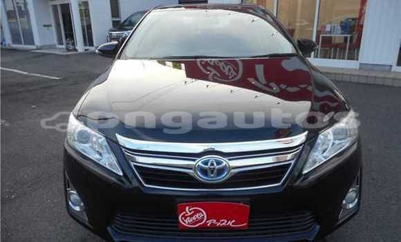 Buy Used Toyota Camry Black Car in Alotau in Milne Bay