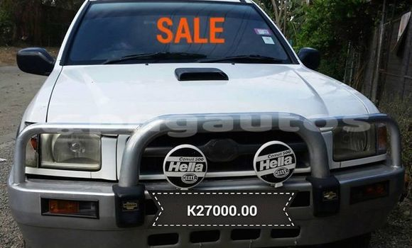 Buy Used Nissan Pathfinder White Car in Port Moresby in National Capital District