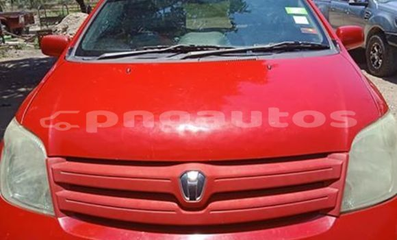 Buy Used Toyota Ist Red Car in Port Moresby in National Capital District