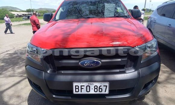 Buy Used Ford Ranger Red Car in Port Moresby in National Capital District