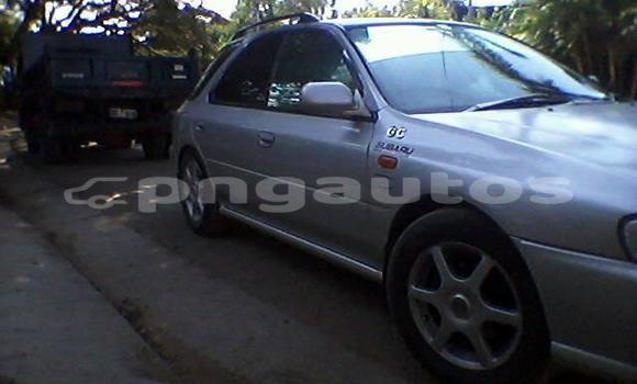 Buy Used Subaru Impreza Silver Car in Port Moresby in National Capital District