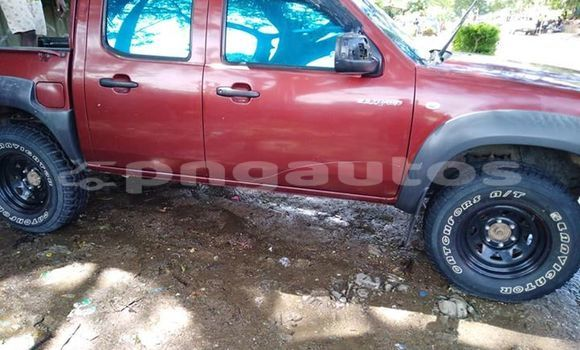 Buy Used Mazda BT50 Red Car in Port Moresby in National Capital District