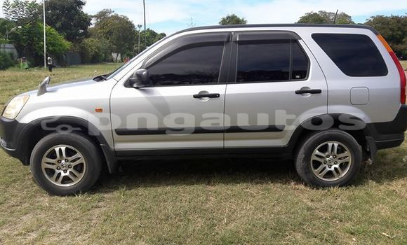 Buy Used Honda CRV Silver Car in Port Moresby in National Capital District