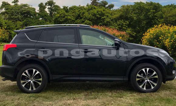 Buy Used Toyota RAV4 Black Car in Port Moresby in National Capital District