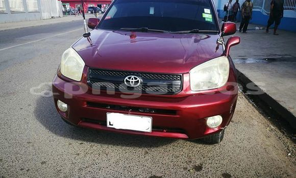 Buy Used Toyota RAV4 Red Car in Port Moresby in National Capital District