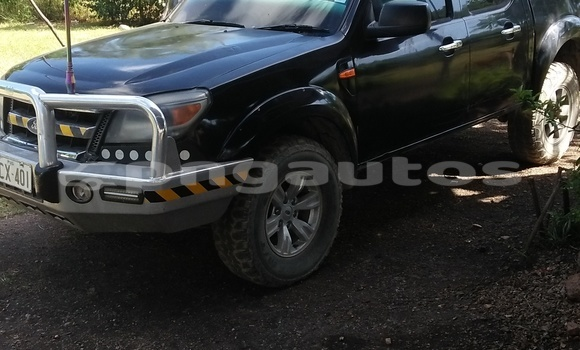 Buy Used Ford Ranger Black Car in Port Moresby in National Capital District