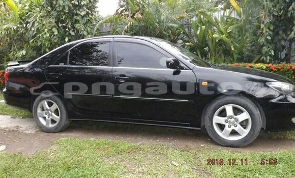 Buy Used Toyota Camry Black Car in Port Moresby in National Capital District