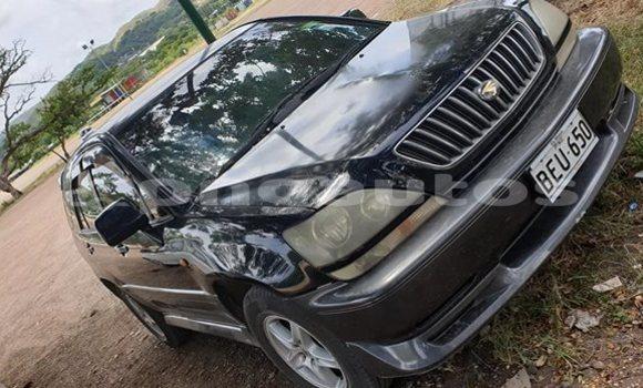 Acheter Occasion Voiture Toyota Harrier Noir à Port Moresby, National Capital District