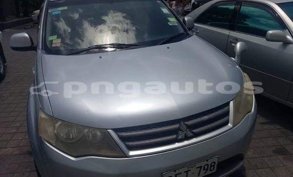 Acheter Occasion Voiture Mitsubishi Outlander Gris à Port Moresby, National Capital District
