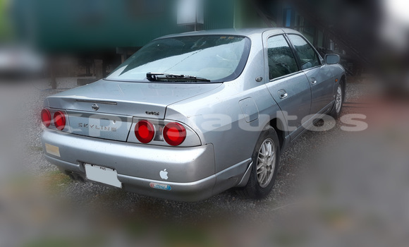 Buy Used Nissan Skyline Silver Car in Port Moresby in National Capital District