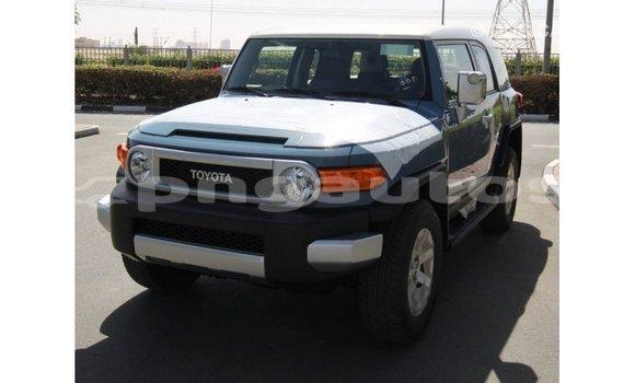 Buy Import Toyota FJ Cruiser Blue Car in Import - Dubai in Enga