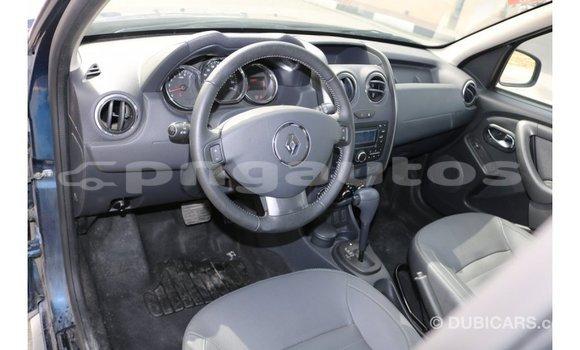 Buy Import Renault Duster Blue Car in Import - Dubai in Enga