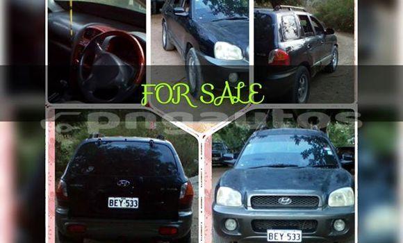 Buy Used Hyundai Santa Other Car in Popondetta in Oro
