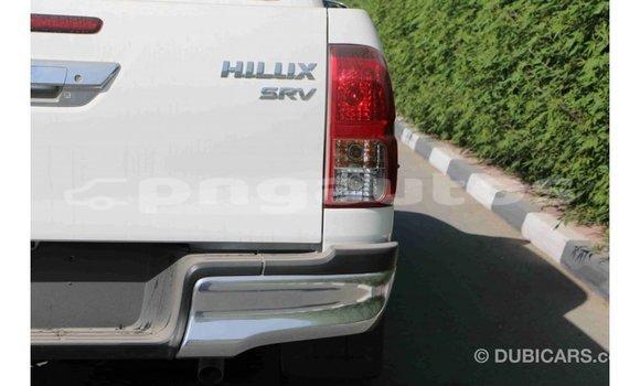 Buy Import Toyota Hilux Black Car in Import - Dubai in Enga