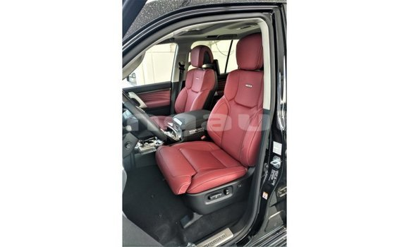 Buy Import Toyota Land Cruiser Black Car in Import - Dubai in Enga