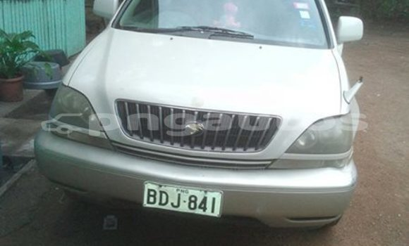 Buy Used Toyota Harrier Other Car in Laiagam in Enga