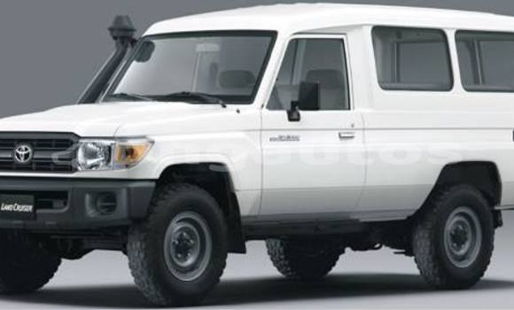 Buy Used Toyota Landcruiser Other Car in Lae in Morobe