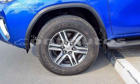 Buy Import Toyota Fortuner Blue Car in Import - Dubai in Enga