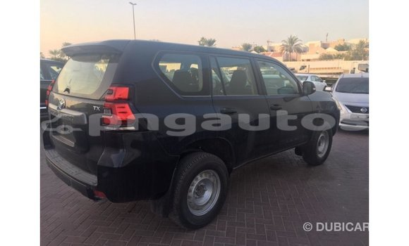 Buy Import Toyota Prado Black Car in Import - Dubai in Enga