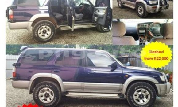 Buy Used Toyota Surf Other Car in Bulolo in Morobe