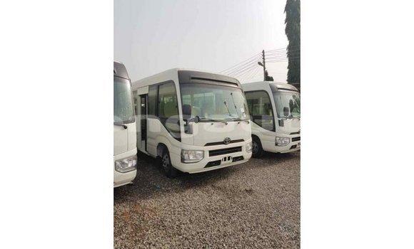 Buy Import Toyota Coaster White Car in Import - Dubai in Enga