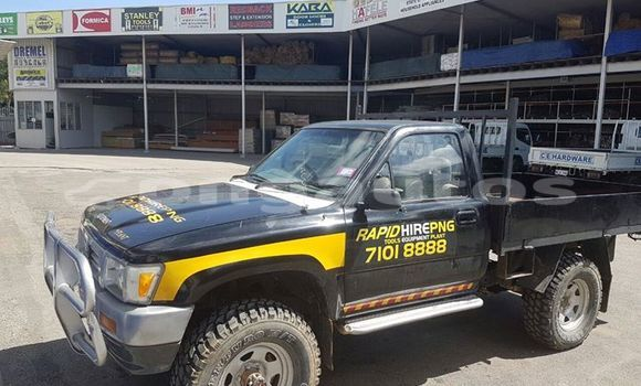 Buy Used Toyota Hilux Other Car in Kokoda in Oro