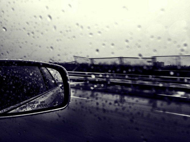 Papua rain